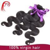 Волосы оптовой продажи верхнего качества естественные бразильские