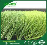 Alfombra sintetizada al aire libre de la hierba para la hierba del balompié