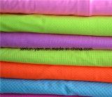 Tela atractiva de Lycra de las polainas de las medias de la yoga de las mujeres para el bikiní/la guarnición