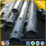 옥외 Lighting를 위한 최신 DIP Galvanized Steel Pipe