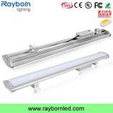 130lm/W borran la luz linear del enlace de la cubierta LED bahía pendiente linear LED del sistema de la alta