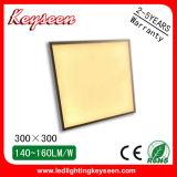 100lm/W 60W, luz de painel do diodo emissor de luz de 600*600mm