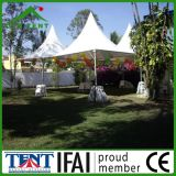Gazebo esterno della tenda del baldacchino del giardino della mobilia di 5m x di 5m