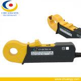 Bride sur le détecteur actuel bon marché de transformateur de courant d'équipement de test de transformateur de Cts CT