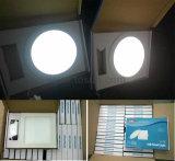 Panel LED Receso de luz o de superficie