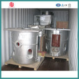 300kg Steel, Copper, Aluminum Cast Iron Melting Furnace