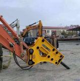 Zy1650 Silence Type Hydraulic Breaker Hammer für Excavator 30-45ton