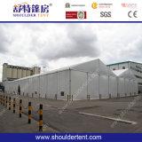 Hombro Carpa Almacén Almacén Temporal de aluminio