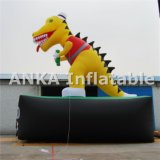 Repliche gonfiabili del drago per la pubblicità di promozione