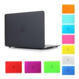 Bereifter Fall-Mattdeckel für MacBook Luft-PROretina 11 12 13 15 Rubberized
