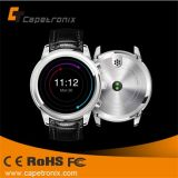 중국 도매 3G 인조 인간 지능적인 시계 S6 Mt6572는 손목 시계 5.0MP 단 하나 SIM 유행 시계를 가진 코어 형식 여자 이중으로 한다