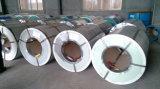 Tôle d'acier enduite d'une première couche de peinture par PPGI en bois de grain dans l'enroulement