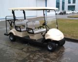 Electric Club Car 4 Passenger Golf Cart for Golf Course