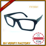 2015 Black Sandal Wood Sunglasses with FDA&CE (FX15061)