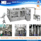 3 em 1 Native Water Bottle Filling Machinery