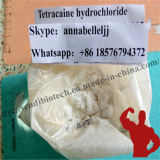Leistungsfähiges weißes Crystalstetracaine HCllokales betäubendes Tetracaine-Hydrochlorid CAS 136-47-0