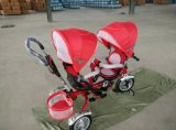 2016 Ultimos Novos Modelos Baby Kids Children Twins Tricycle Trike