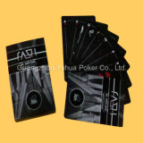 PlasticのカスタムAdvertizing Poker Made