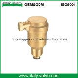 ODM печатает латунный клапан сброса давления на машинке воздуха (IC-3041)