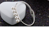 Het Roestvrij staal Bracelet van Bracelet van de manier met Pearl Jewelry (hdx1056)