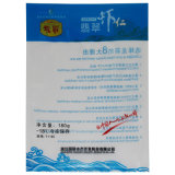 Großhandelsreißverschluß gedruckter Verpacken- der Lebensmitteltrockener Plastikbeutel