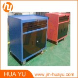 가동 2 Lockable Doors와 Drawers Sheet Metal Garage Tool Chest