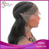 Parrucca brasiliana della parte anteriore del merletto dell'onda del corpo dei capelli umani del Virgin