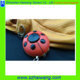 Allarme dell'allarme personale del Ladybug il mini per la ragazza scherza Hw-3202