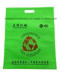 Sacchetto della maglietta del sacchetto di Eco che fa macchina con Zxl-A700 ad alta velocità