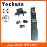 Probador óptico Tw3306e de fibra de la marca de fábrica de Techwin
