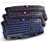 Задняя клавиатура разыгрыша PC клавиатуры компьютера освещения