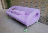 Classcial Estilo Inicio Diseño de muebles suavemente el sofá con las piernas del metal