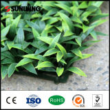 Outdoor 정원을%s Decoration 가정 Cheaper PE Artificial Plants Hedges