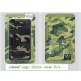 Rectángulo de empaquetado claro modificado para requisitos particulares del animal doméstico plástico del diseño para los accesorios del teléfono móvil