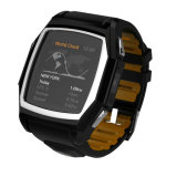 Android와 Ios Mobile Phone를 위한 Bt4.0 GPS Smart Watch K6