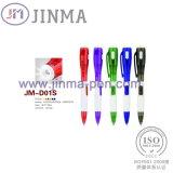Le crayon lecteur en plastique populaire Jm-D01c de promotion avec une DEL