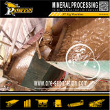卸し売りマンガンの鉱石の急激に前後動くコンセントレイタの粗いミネラルジガー装置の工場