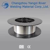 Fábrica de fio de soldadura do MIG da liga do Alumínio-Magnésio Er5183