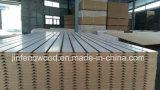 MDF меламина доски /Slot стены предкрылка 1220*2440mm