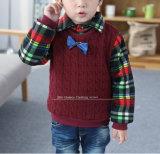 De lange Sweater van de Baby van de Koker met Bowknot