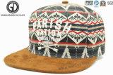 Tampão fresco feito sob encomenda de Hiphop do Snapback com bordado e impressão de DIY