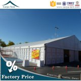 Design Large Trade Show Tent Big Exhibition Tent Solid ABS Panel Walls를 가진 모듈과 Movable