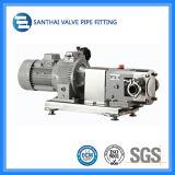Pompe rotatoire inoxidable de lobe de Zb3a-3 0.55kw Steelsanitary