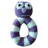 Hand Crochet Baby Plush & Stuffed Doll Toy Jouets de dentition