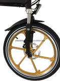 전기 자전거 전기 자전거 E 자전거 E 자전거 (TDN11Z)를 접히는 통합 바퀴 세트