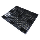 """48 """" L 40 """" HDPE van W Nestable Plastic Pallet (4FB88)"""