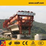 Machine de construction de passerelle pour la voie élevée, construction ferroviaire