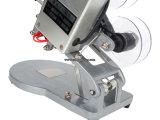 Impresora de poca potencia del código de la cinta que cifra manualmente la máquina