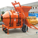 Auto-Loading Concrete Mixer (RDCM500-8EH) di 500L Electric