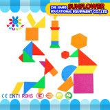 Het Intellectuele Speelgoed van het Speelgoed van Bouwstenen, het Kleurrijke Plastic Stuk speelgoed van de Blokken van het Bureau